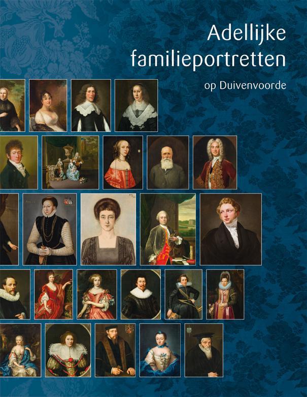 Adellijke familieportretten op Duivenvoorde