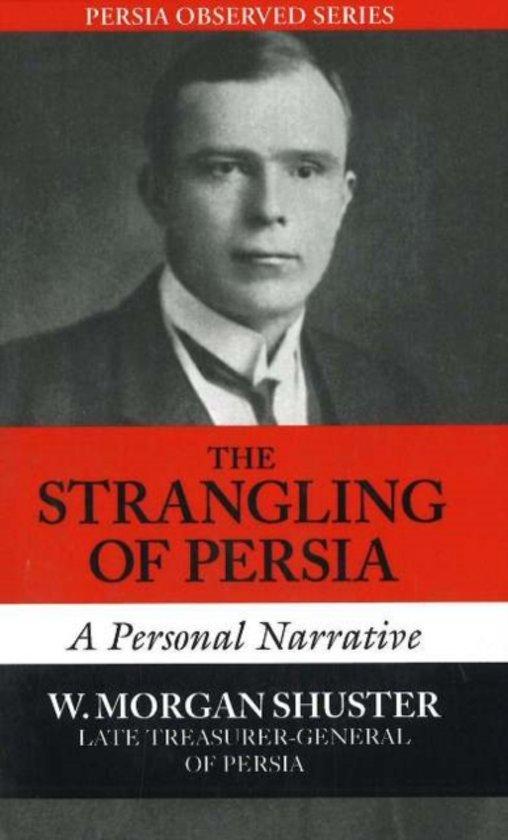 The Strangling of Persia - De Leesclub van Alles