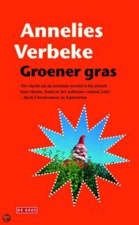 Groener gras - De Leesclub van Alles