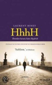HhhH, Himmlers hersens heten Heydrich - De Leesclub van Alles