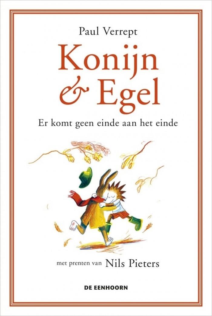 Konijn & Egel - Er komt geen einde aan het einde - De Leesclub van Alles
