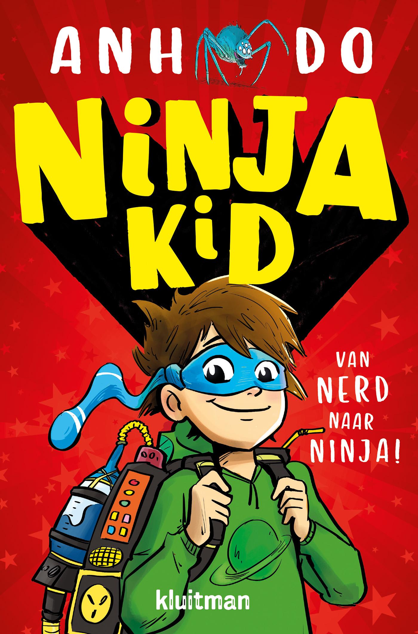 Ninja Kid, van Nerd naar Ninja