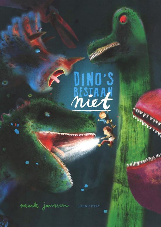 Dino's bestaan niet