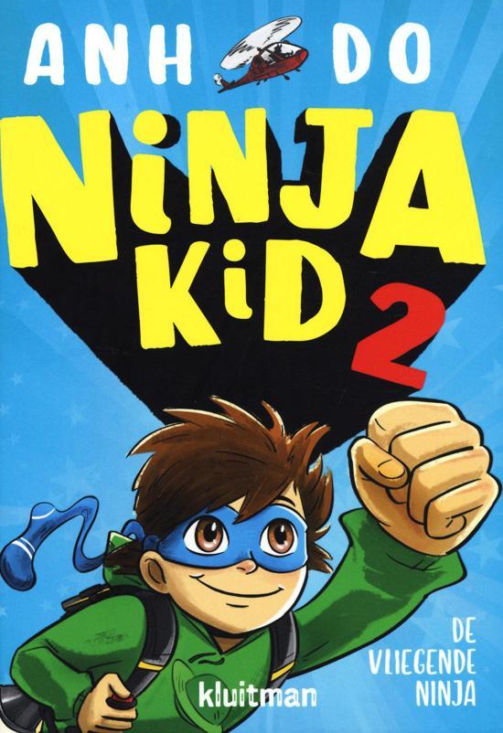 Ninja Kid 2, de vliegende Ninja