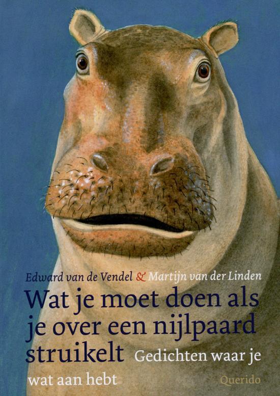 Wat je moet doen als je over een nijlpaard struikelt - De Leesclub van Alles