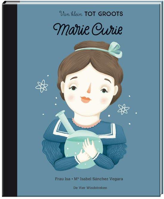 Marie Curie - De Leesclub van Alles