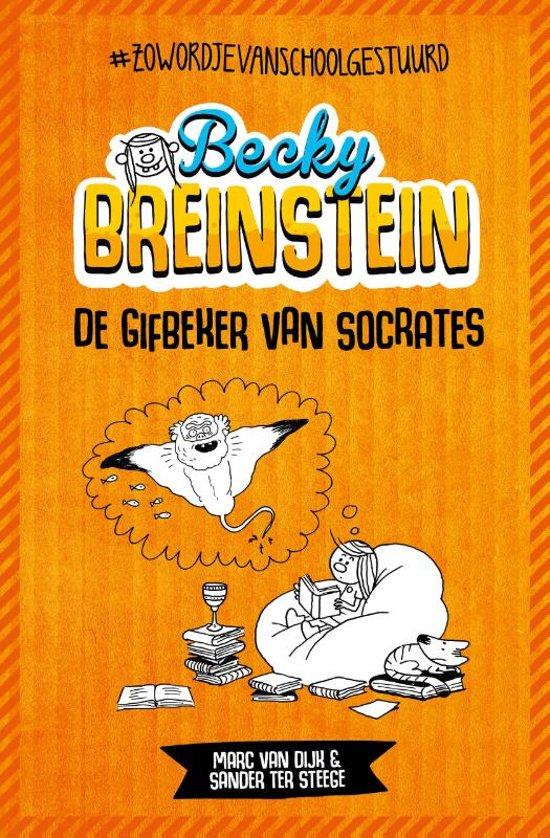 Becky Breinstein - De gifbeker van Socrates