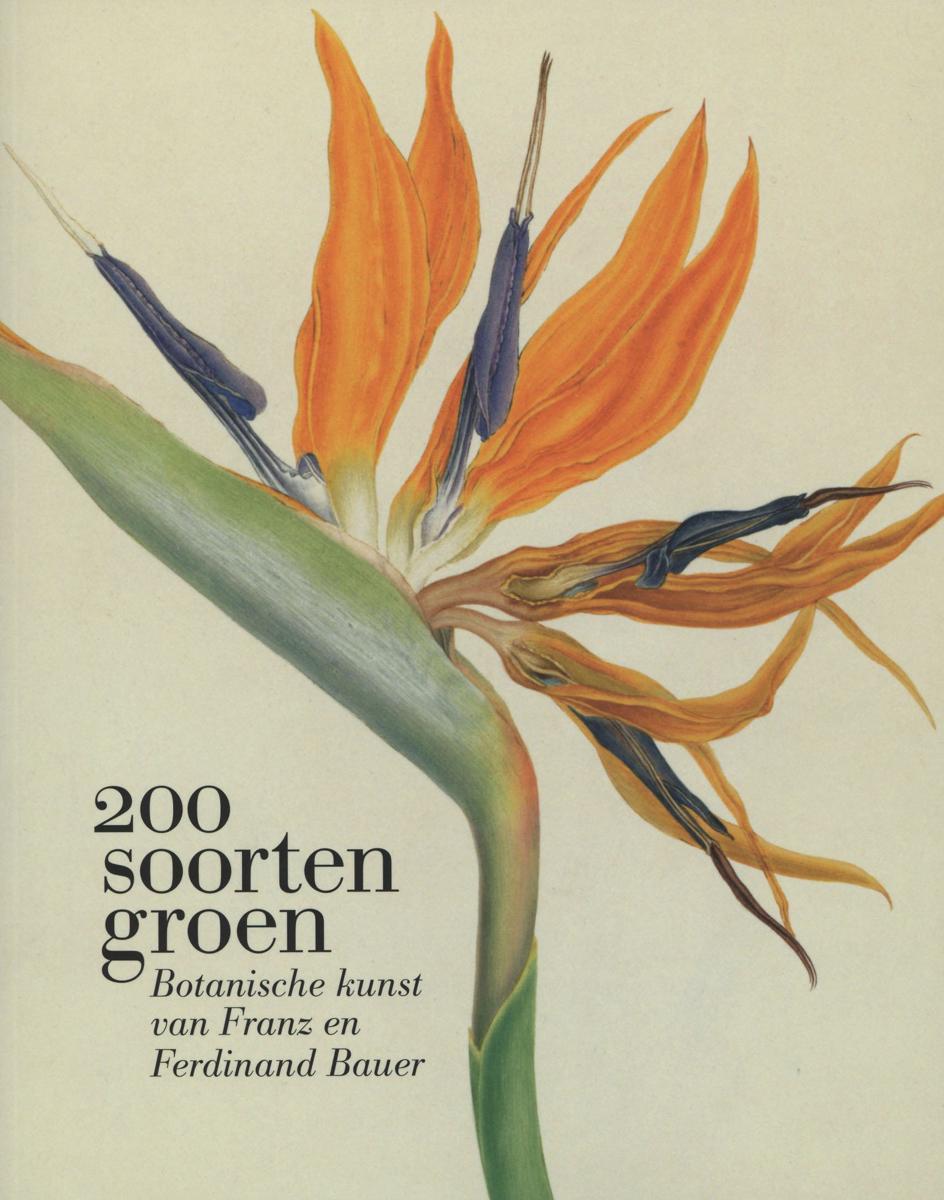 200 soorten groen – Botanische kunst van Franz en Ferdinand Bauer