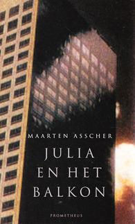 Julia en het balkon. Een novelle in eenentwintig bedrijven - De Leesclub van Alles