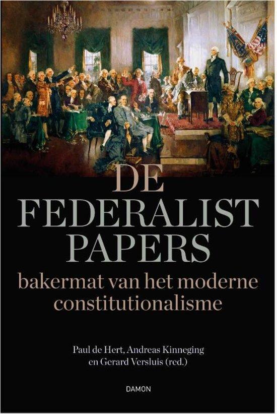 De Federalist Papers - De Leesclub van Alles