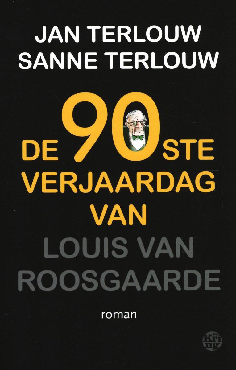 De 90ste verjaardag van Louis van Roosgaarde - De Leesclub van Alles