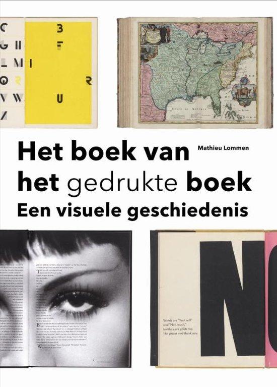 Het boek van het gedrukte boek - De Leesclub van Alles