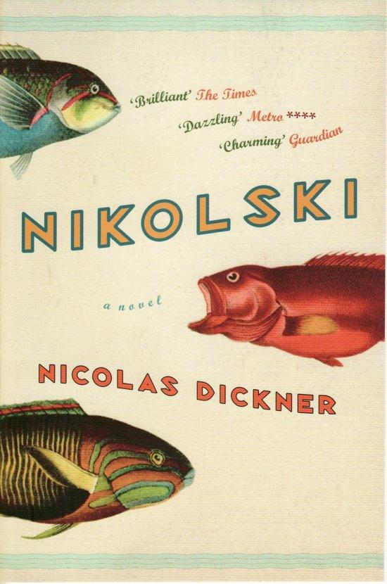 Nikolski - De Leesclub van Alles
