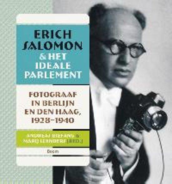 Erich Salomon & het ideale parlement
