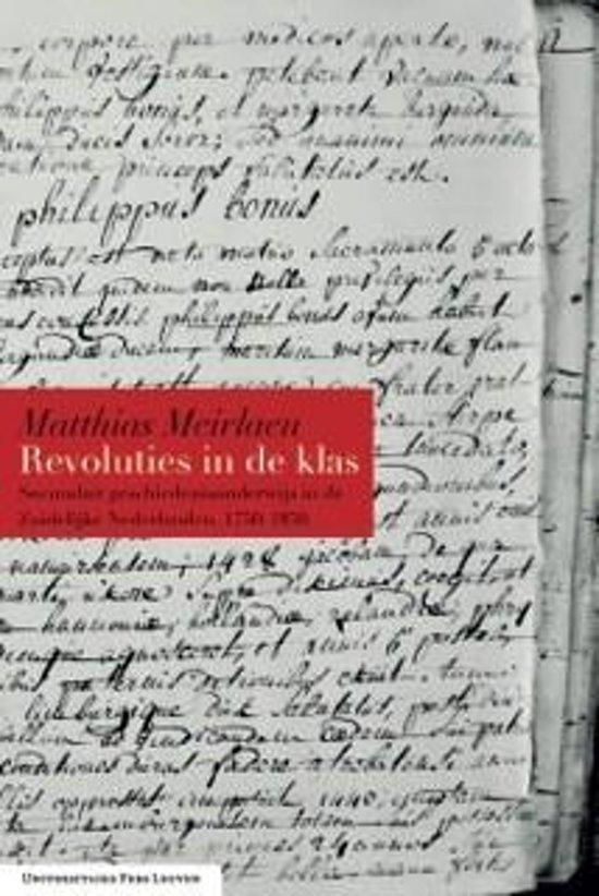 Revoluties in de klas