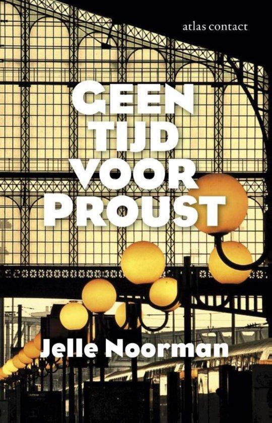 Geen tijd voor Proust - De Leesclub van Alles