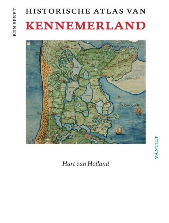 Historische atlas van Kennemerland