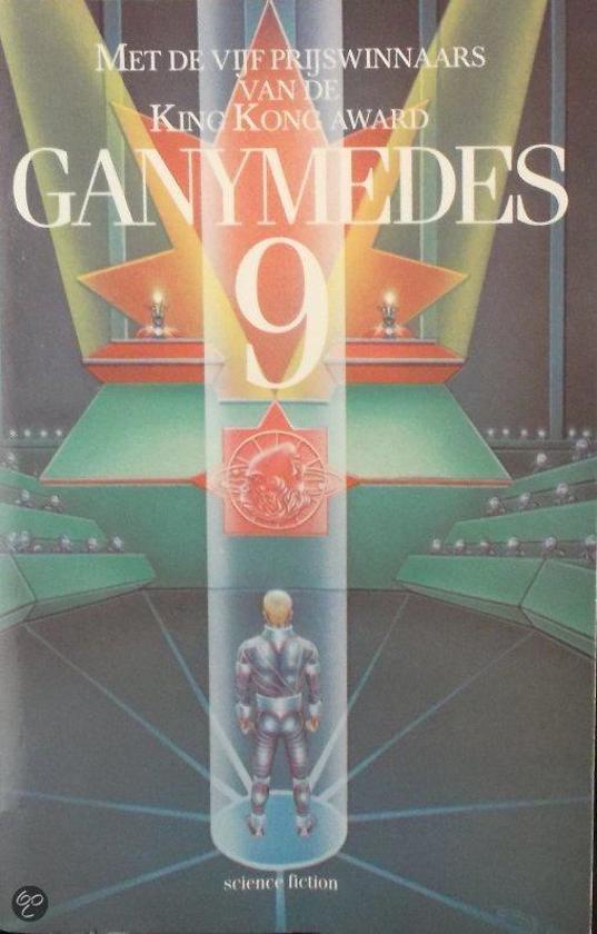 Ganymedes 9 - De Leesclub van Alles