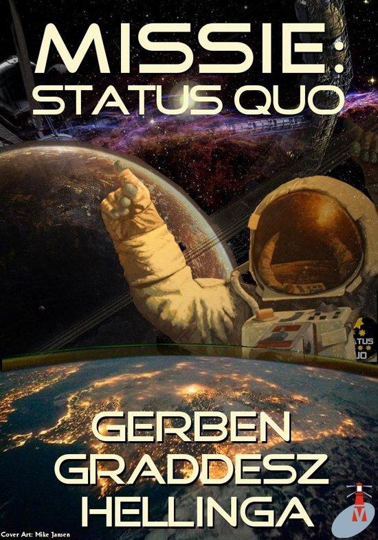 Missie: Status Quo - De Leesclub van Alles