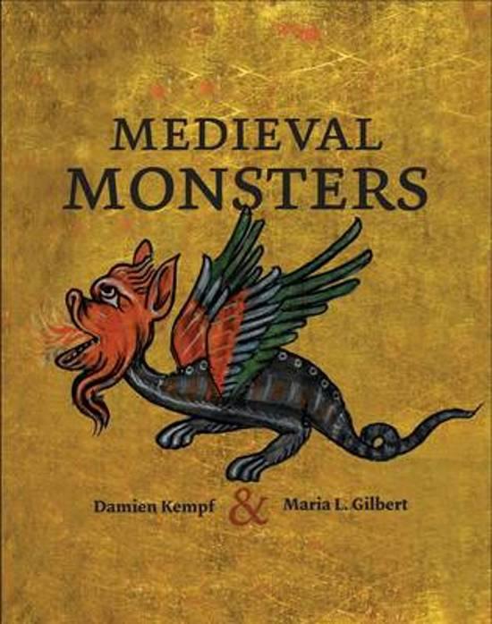 Medieval Monsters - De Leesclub van Alles
