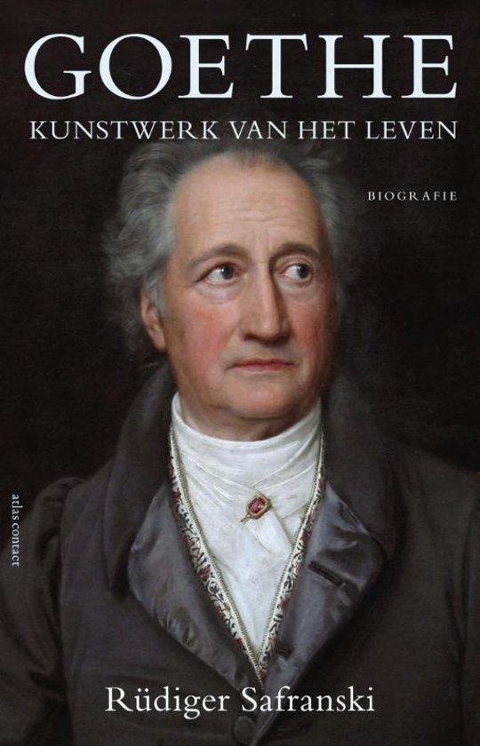 Goethe, kunstwerk van het leven