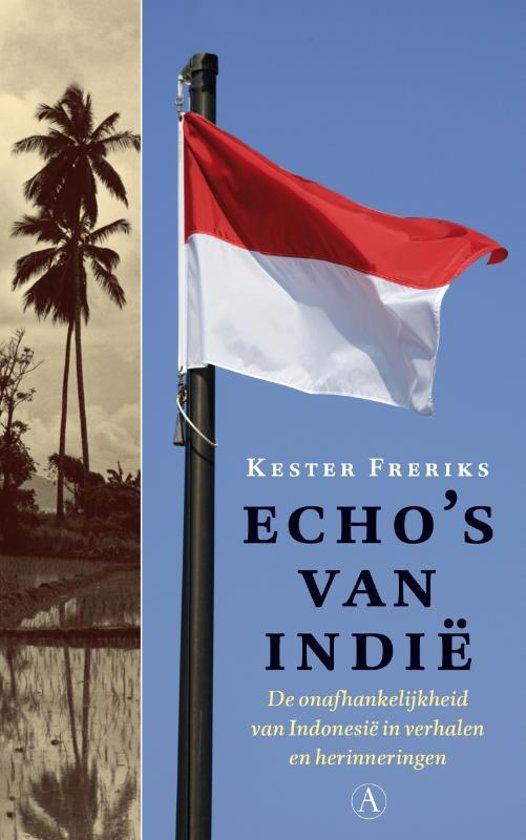 Echo's van Indië - De Leesclub van Alles