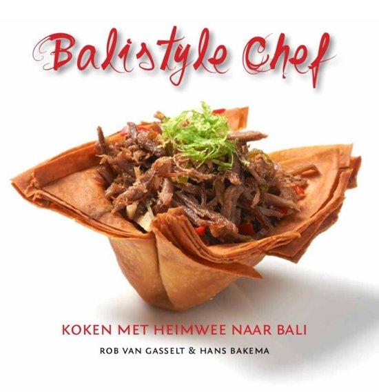 Balistyle Chef - De Leesclub van Alles