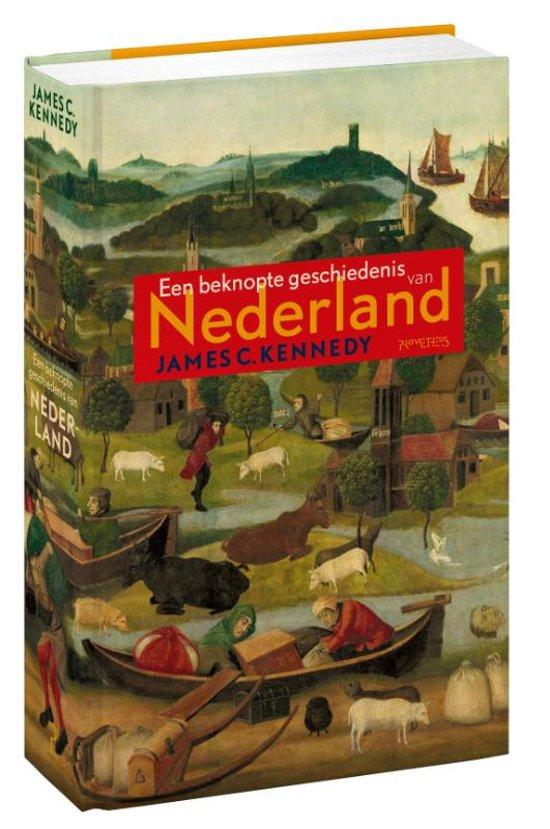 Een beknopte geschiedenis van Nederland - De Leesclub van Alles