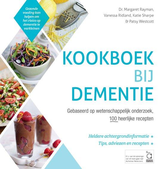 Kookboek bij dementie
