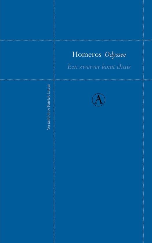 Odyssee, een zwerver komt thuis - De Leesclub van Alles