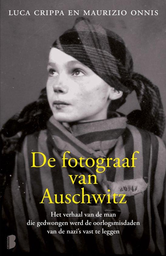 De fotograaf van Auschwitz - De Leesclub van Alles