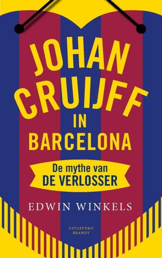 Johan Cruijff in Barcelona - De Leesclub van Alles