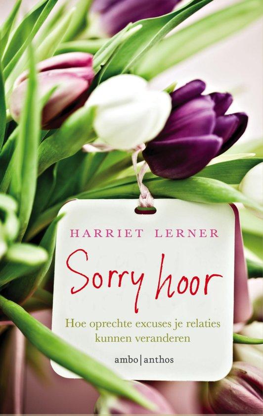 Sorry hoor - De Leesclub van Alles