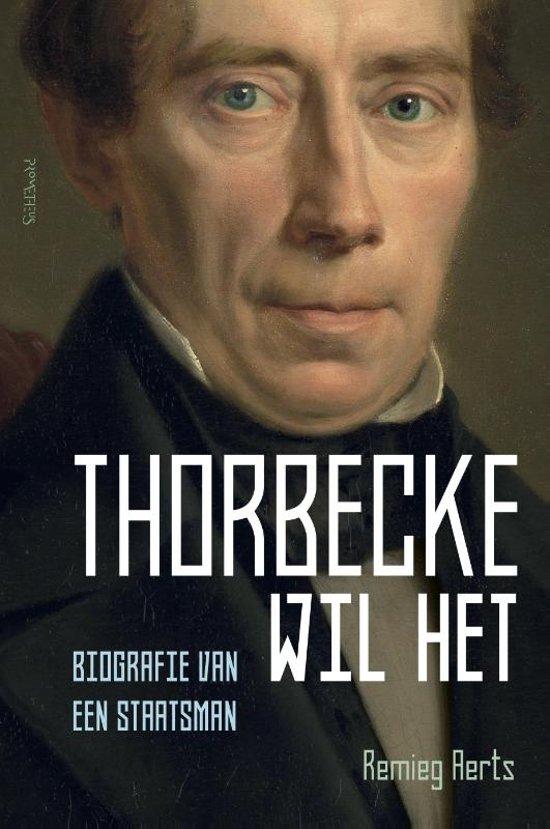 Thorbecke wil het - De Leesclub van Alles