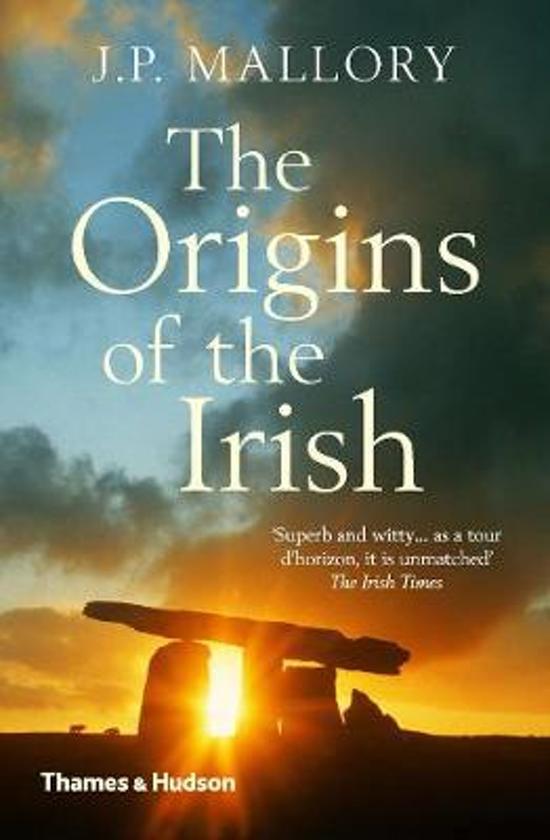 The Origins of the Irish - De Leesclub van Alles