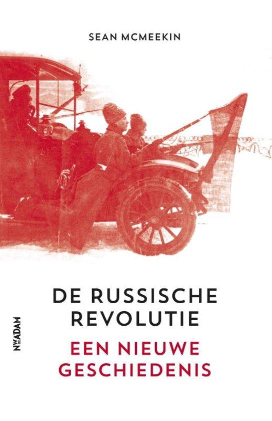 De Russische revolutie. Een nieuwe geschiedenis - De Leesclub van Alles