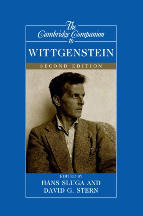 The Cambridge Companion to Wittgenstein - Second Edition - De Leesclub van Alles