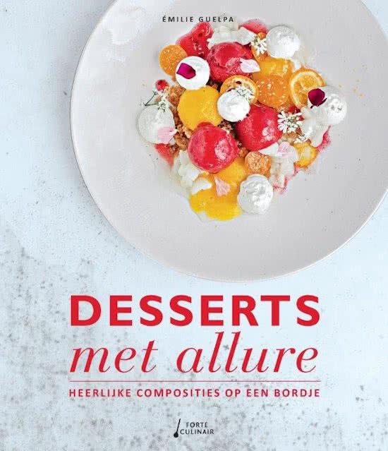 Desserts met allure