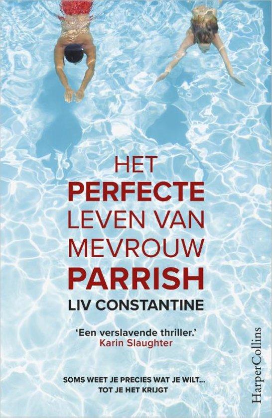Het perfecte leven van mevrouw Parrish - De Leesclub van Alles