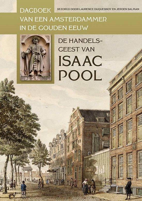 De handelsgeest van Isaac Pool - De Leesclub van Alles