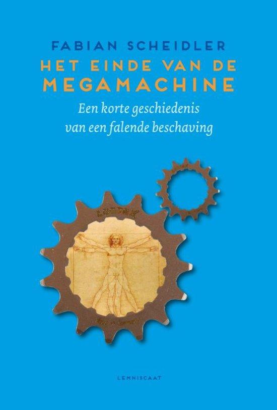 Het einde van de Megamachine - De Leesclub van Alles