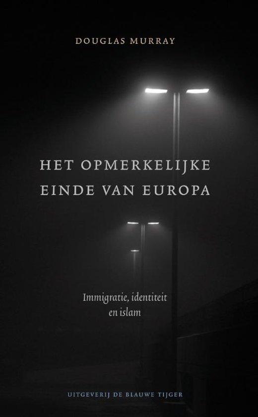 Het opmerkelijke eind van Europa - De Leesclub van Alles