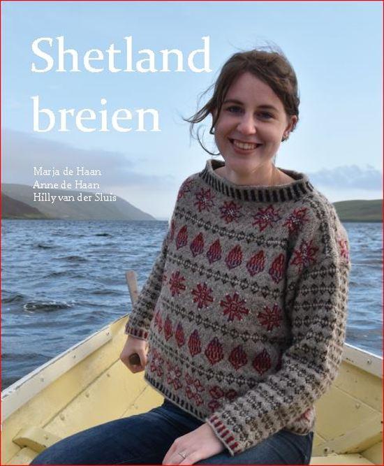 Shetland breien - De Leesclub van Alles