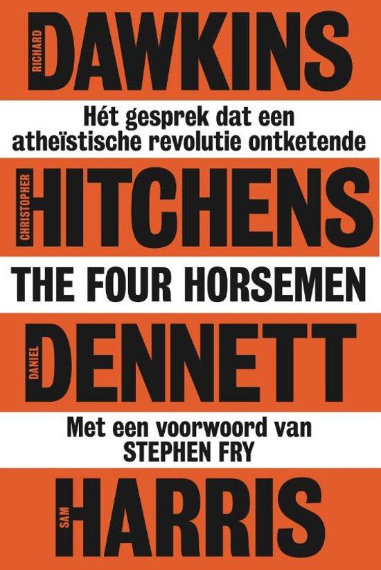 The Four Horsemen: Hét gesprek dat een atheïstische revolutie ontketende - De Leesclub van Alles