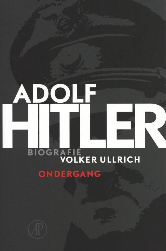 Aldolf Hitler, ondergang - De Leesclub van Alles