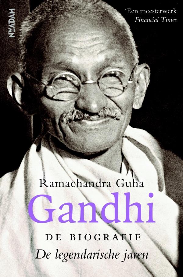 Gandhi, De biografie: De legendarische jaren
