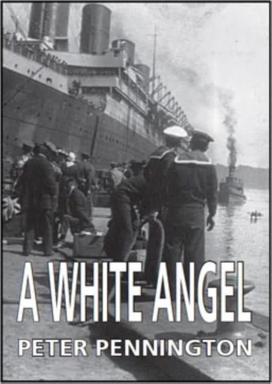 A white angel