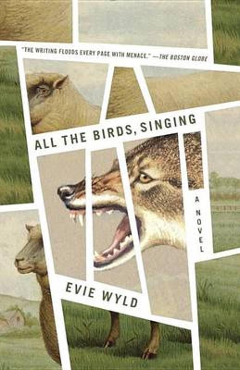 All the birds, singing - De Leesclub van Alles