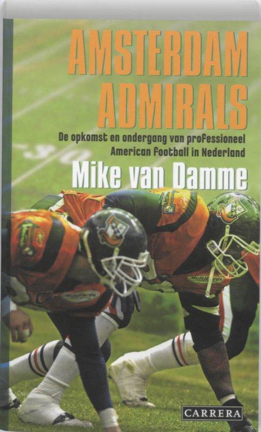 Amsterdam Admirals - De Leesclub van Alles