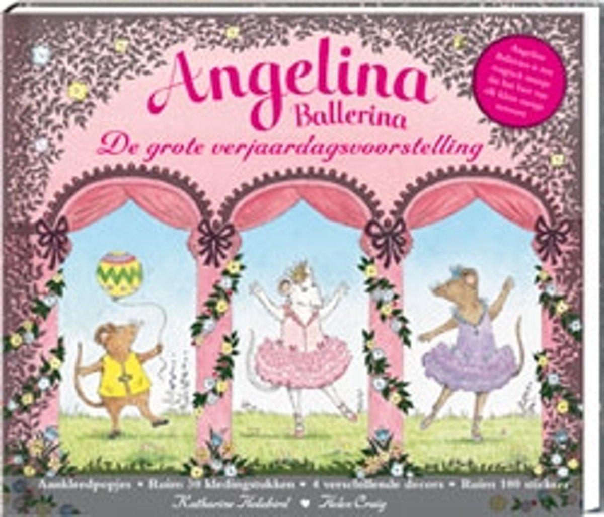 Angelina Ballerina, de grote verjaardagsvoorstelling